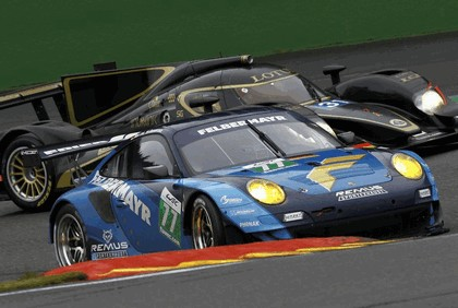 2012 Porsche 911 ( 997 ) GT3 RSR - Spa-Francorchamps 26