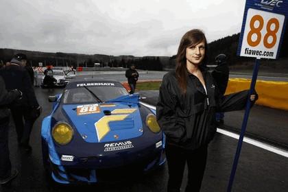 2012 Porsche 911 ( 997 ) GT3 RSR - Spa-Francorchamps 53