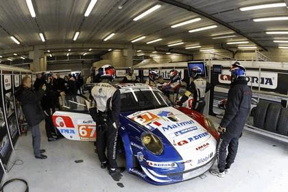 2012 Porsche 911 ( 997 ) GT3 RSR - Spa-Francorchamps 74