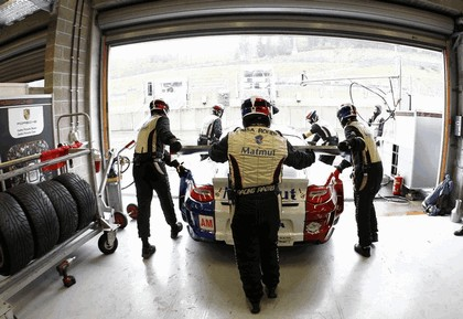2012 Porsche 911 ( 997 ) GT3 RSR - Spa-Francorchamps 75