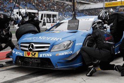 2012 Mercedes-Benz C-klasse coupé DTM - Lausitzring 14