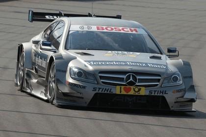 2012 Mercedes-Benz C-klasse coupé DTM - Lausitzring 23