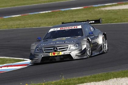 2012 Mercedes-Benz C-klasse coupé DTM - Lausitzring 24