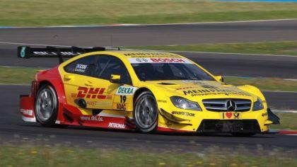 2012 Mercedes-Benz C-klasse coupé DTM - Lausitzring 9