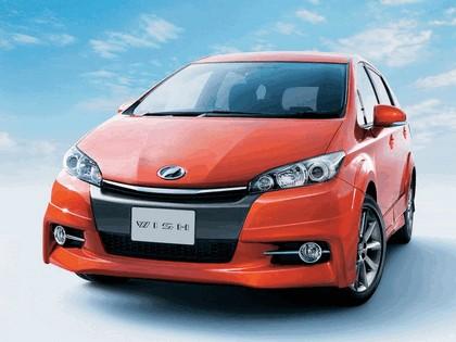 2012 Toyota Wish 2.0Z 1