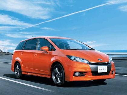 2012 Toyota Wish 2.0Z 2