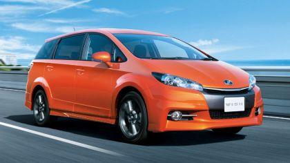 2012 Toyota Wish 2.0Z 4