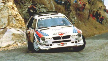 1985 Lancia Delta S4 rally 2