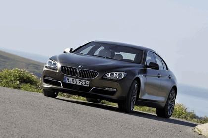 2012 BMW 640d ( F06 ) Gran Coupé 2