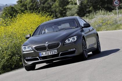 2012 BMW 640d ( F06 ) Gran Coupé 3