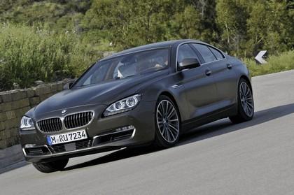 2012 BMW 640d ( F06 ) Gran Coupé 4
