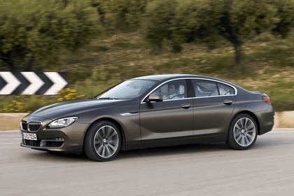 2012 BMW 640d ( F06 ) Gran Coupé 9