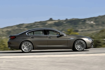 2012 BMW 640d ( F06 ) Gran Coupé 11