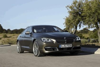 2012 BMW 640d ( F06 ) Gran Coupé 14