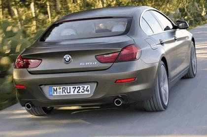 2012 BMW 640d ( F06 ) Gran Coupé 25