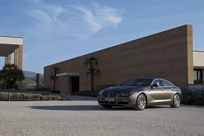 2012 BMW 640d ( F06 ) Gran Coupé 33