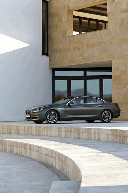 2012 BMW 640d ( F06 ) Gran Coupé 36