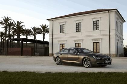 2012 BMW 640d ( F06 ) Gran Coupé 42