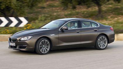2012 BMW 640d ( F06 ) Gran Coupé 1