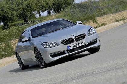 2012 BMW 640i ( F06 ) Gran Coupé 2