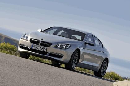 2012 BMW 640i ( F06 ) Gran Coupé 3