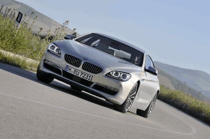 2012 BMW 640i ( F06 ) Gran Coupé 4