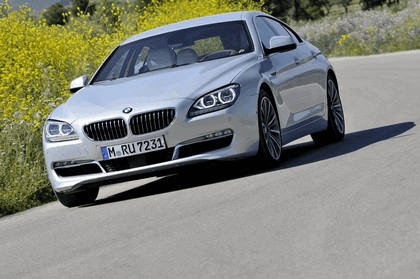 2012 BMW 640i ( F06 ) Gran Coupé 5