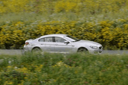 2012 BMW 640i ( F06 ) Gran Coupé 12