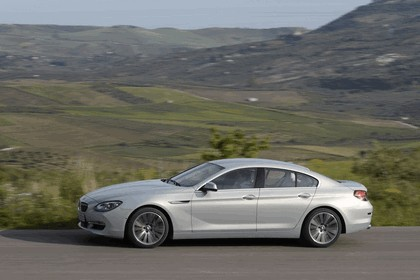 2012 BMW 640i ( F06 ) Gran Coupé 16