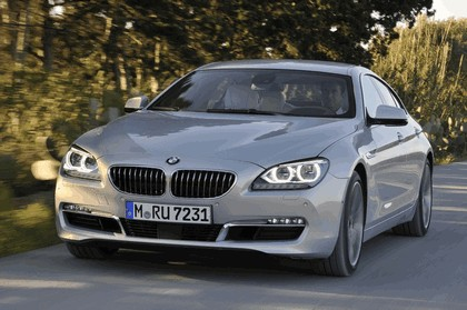 2012 BMW 640i ( F06 ) Gran Coupé 17