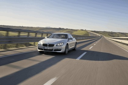 2012 BMW 640i ( F06 ) Gran Coupé 18