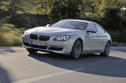 2012 BMW 640i ( F06 ) Gran Coupé 19