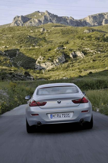 2012 BMW 640i ( F06 ) Gran Coupé 26