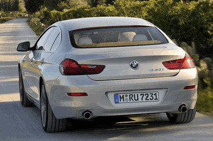2012 BMW 640i ( F06 ) Gran Coupé 27