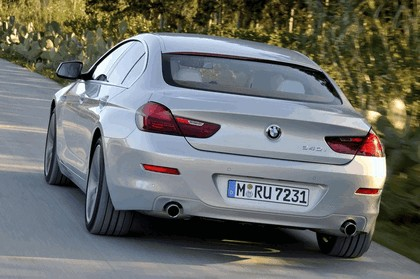 2012 BMW 640i ( F06 ) Gran Coupé 28