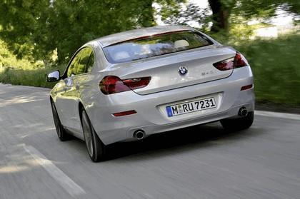 2012 BMW 640i ( F06 ) Gran Coupé 29