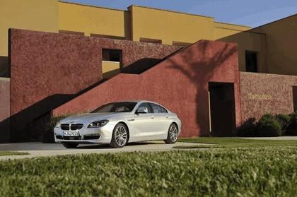2012 BMW 640i ( F06 ) Gran Coupé 40