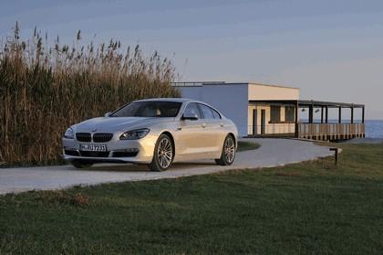 2012 BMW 640i ( F06 ) Gran Coupé 41