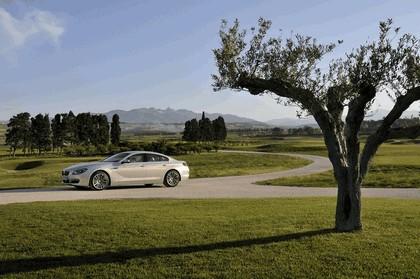 2012 BMW 640i ( F06 ) Gran Coupé 42