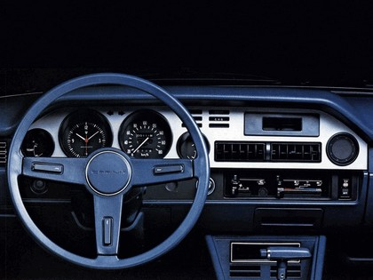 1977 Toyota Carina 2-door 4