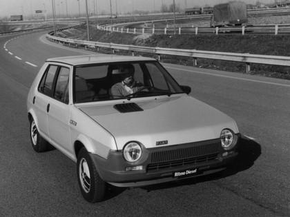 1980 Fiat Ritmo Diesel 1