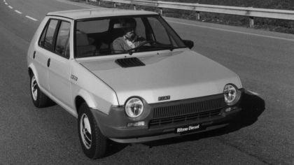 1980 Fiat Ritmo Diesel 8