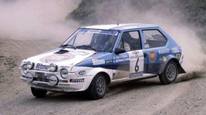 1981 Fiat Ritmo 75 Abarth Rally 6