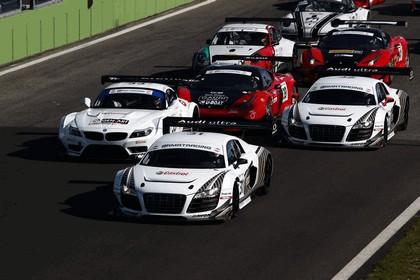 2012 Audi R8 LMS ultra GT3 - Vallelunga 7