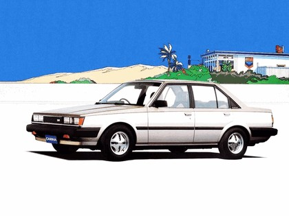 1981 Toyota Carina - Japan version 1
