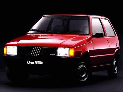 1990 Fiat Uno ( 146 ) Mille 1