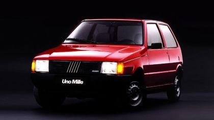 1990 Fiat Uno ( 146 ) Mille 9
