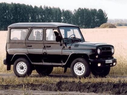 2003 UAZ 315195 Hunter 8