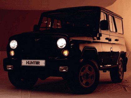 2003 UAZ 315195 Hunter 10