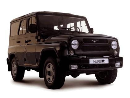 2003 UAZ 315195 Hunter 16